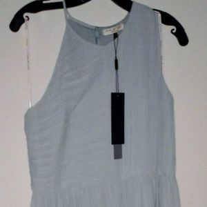 Halston Heritage   Blue Formal Dress   Sz 12
